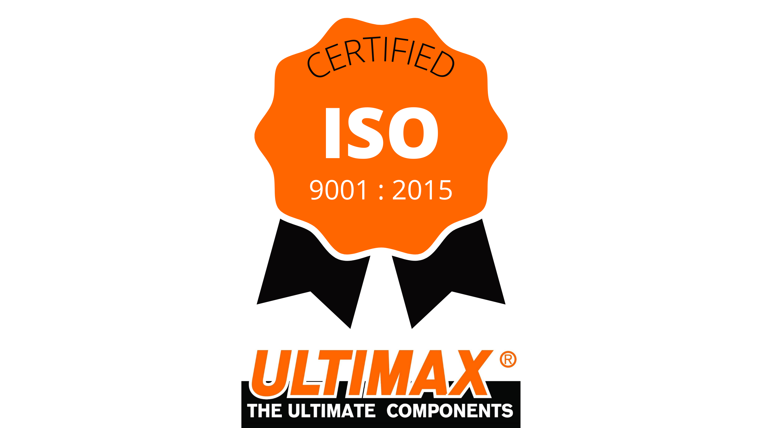 ISO certification obtained!